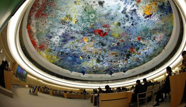 The Human Rights Council.