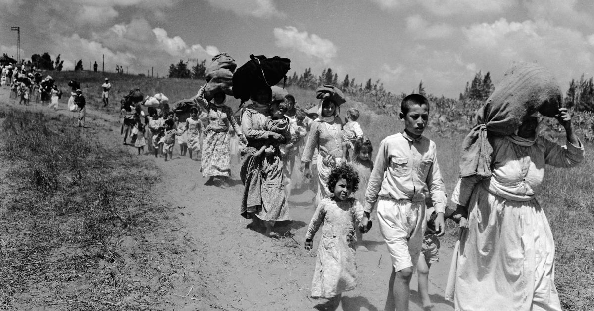 an opinion on the palestinian refugee conflict According to the un agency for palestinian refugees (unrwa), it was originally intended to serve 5,000 palestinian refugees who lost their homes after 1948 today, balata is the largest of all 19 camps in the west bank and home to 27,000 people.