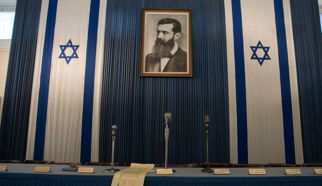 Defining Zionism The Belief That Israel Belongs To The Entire