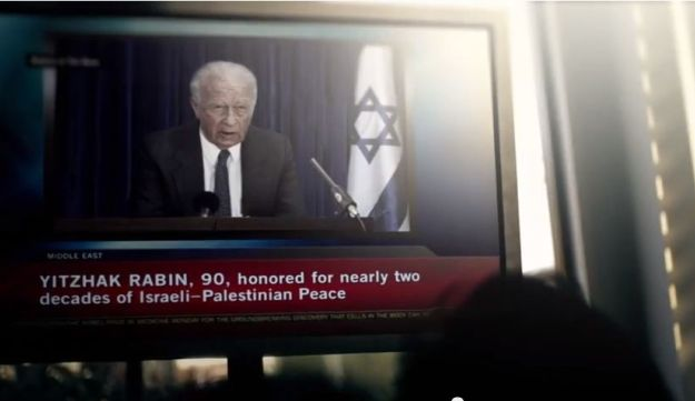 An image grab from the Anti-Defamation League's campaign video.