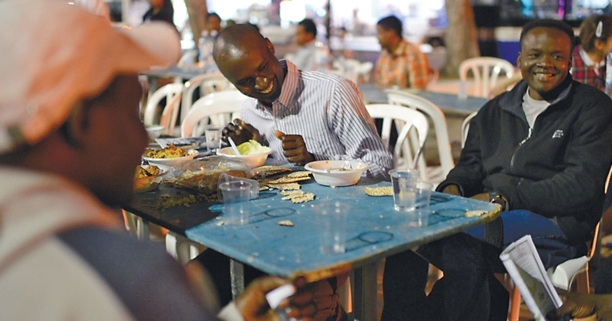 For African migrants in Tel Aviv, Exodus is more than distant memory