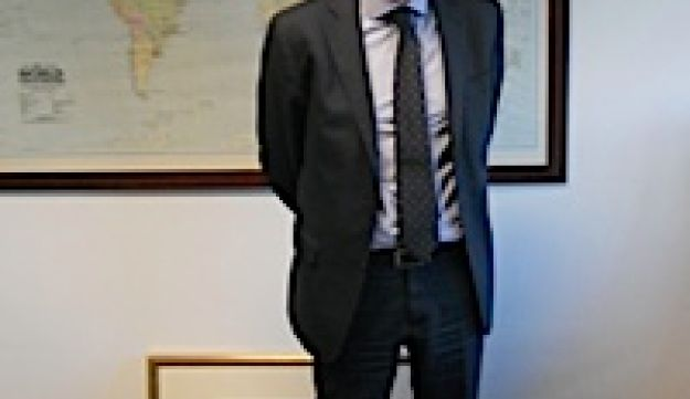 Alvaro Albacete Perea is the Spanish foreign ministry's ambassador to the Jewish community.