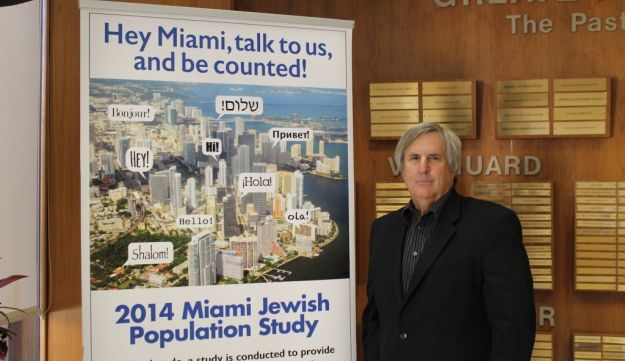 Ira Sheskin, a professor of geography at the University of Miami