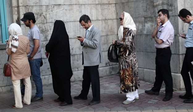 Iranians head to the polls for a vote that has become a referendum on President Hassan Rohani's policy of opening up to the world and efforts to rebuild the stagnant economy, May 19, 2017.