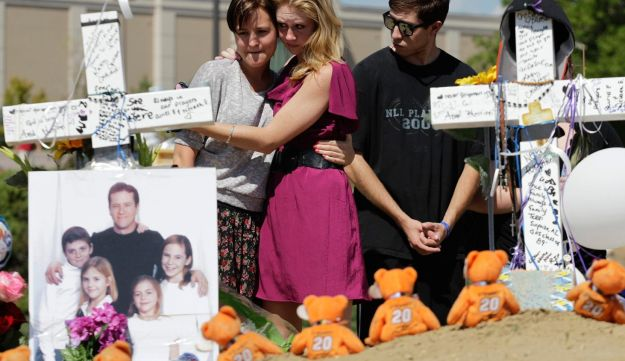 The Colorado Jewish community is reaching out to non-Jews affected by the shooting.