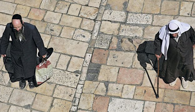 Jerusalem is even more divided and volatile than it seems. Caution is key.