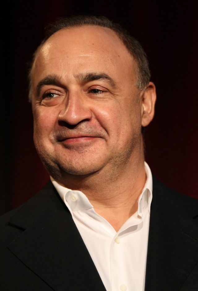 Access Industries chairman Leonard Blavatnik.
