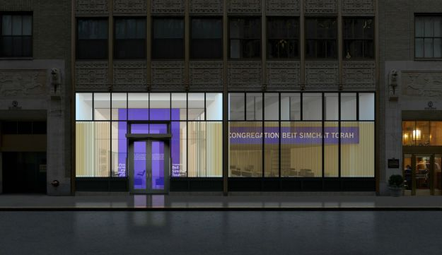 A promised land for lgbt jews on 30th street in nyc jewish world congregation beit simchat torah m4hsunfo