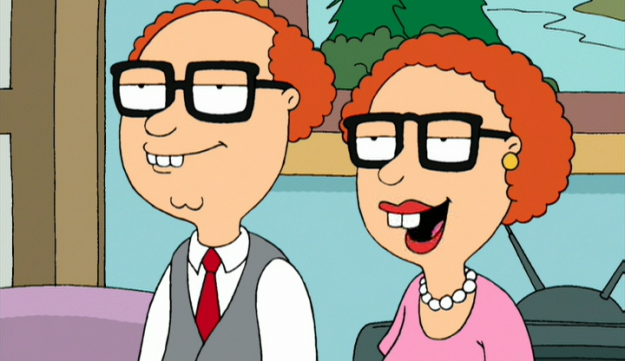 Mort and Muriel Goldman