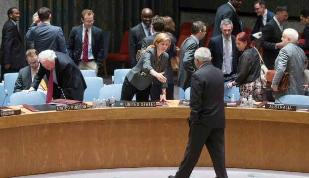 UNSC meeting July 28, 2014