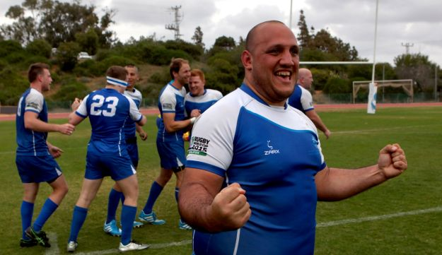 Israel's national rugby team