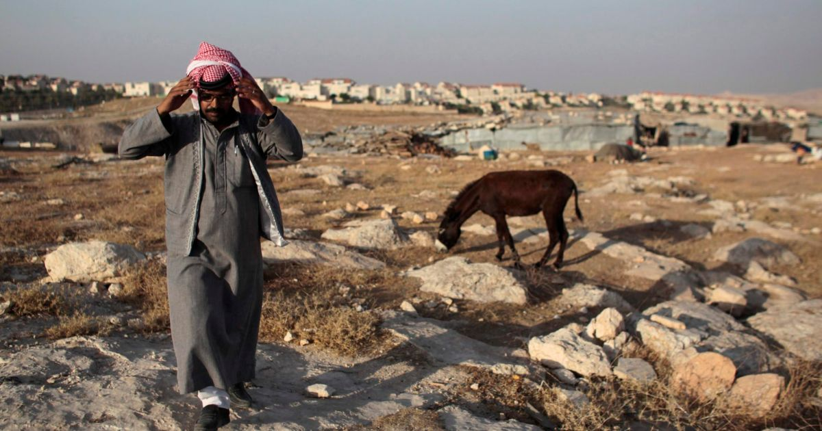 Israel's right to sweep away Palestinians - Opinion - Israel ...
