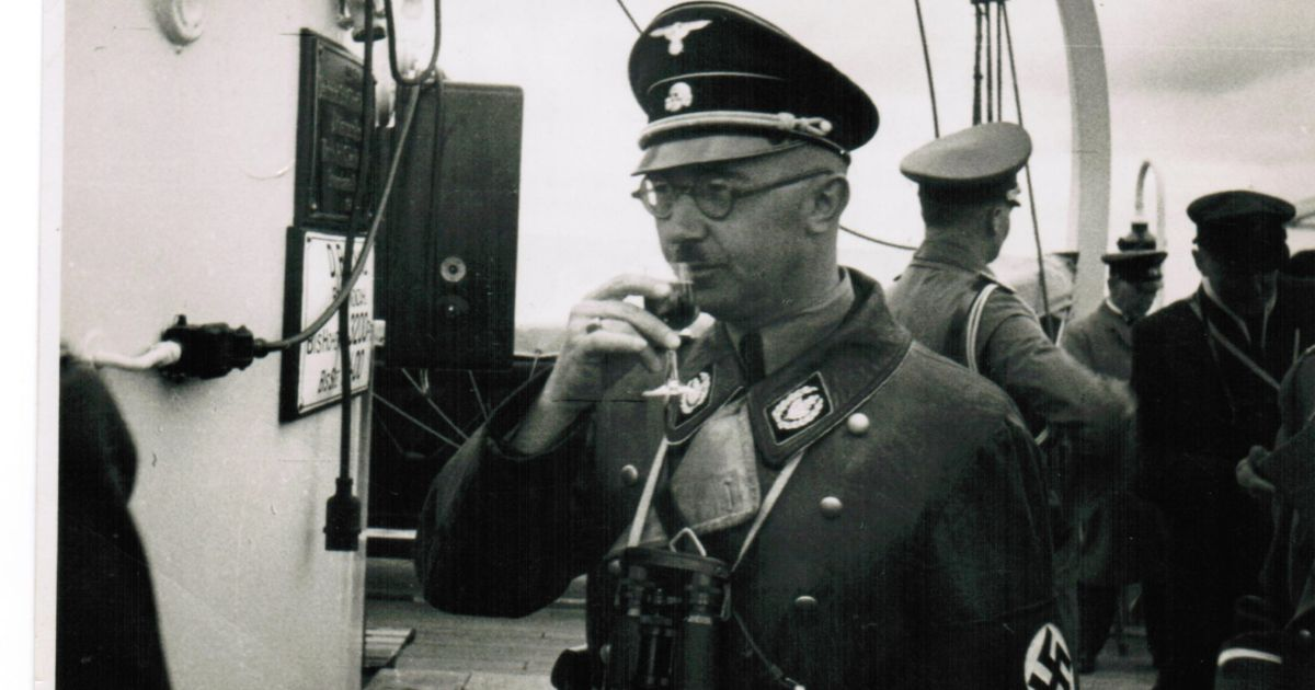 the life and leadership of heinrich himmler Hitler, himmler, and christianity in the early third heinrich himmler: the sinister life of the head of now the ideological leadership of the people would.