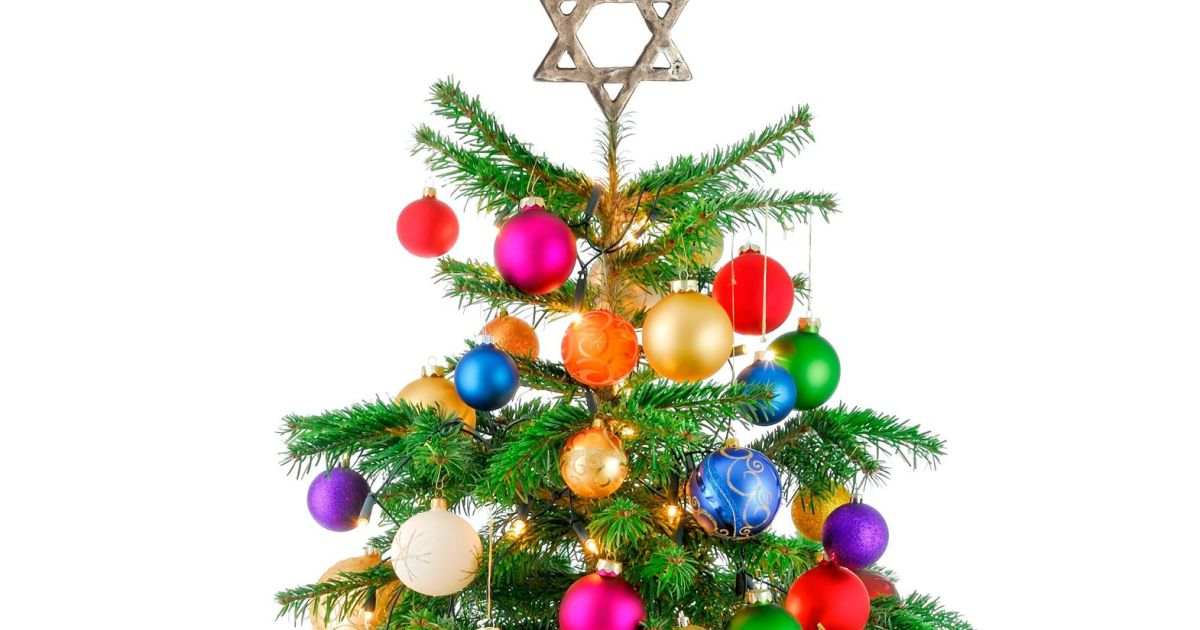 Holiday fusion and confusion: How to be a Christmas Jew, within ...