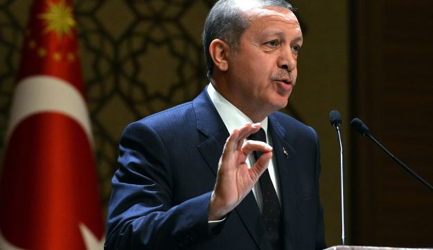 Turkish Cartoonists Fined for Suggesting President Erdogan Is Gay