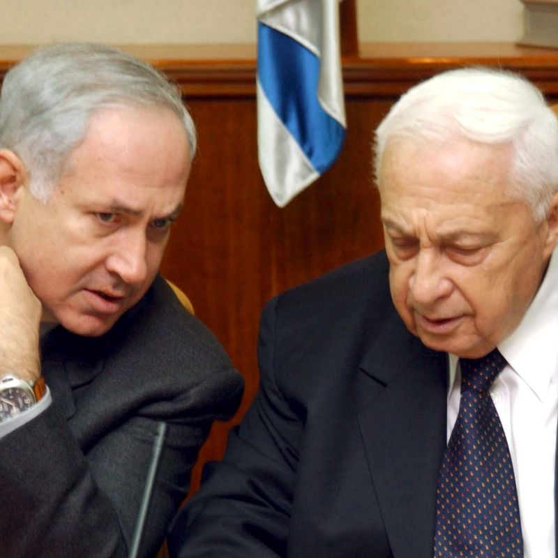 What Ariel Sharon would have said to Netanyahu today - Opinion ...