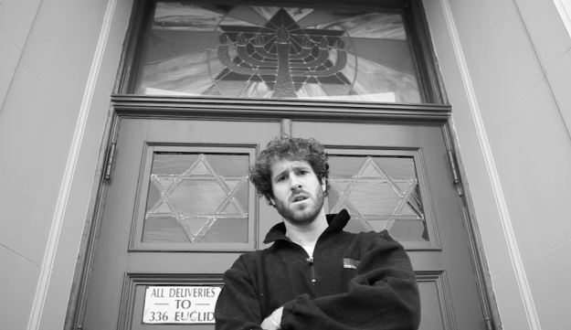 Rapper David Burd, also known as Lil Dicky, frequently references his Jewishness.