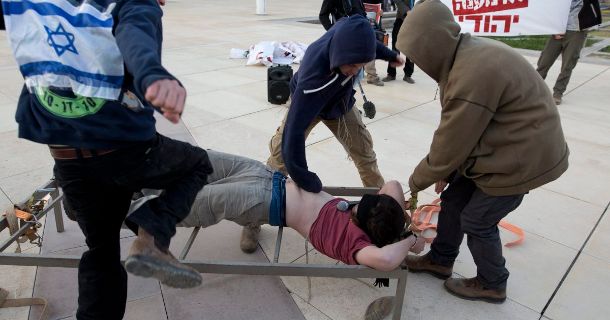 the terrorist and the ticking bomb In defending acts many people find to be morally abhorrent, torture apologists frequently point to the so-called ticking-time-bomb scenario: a terrorist has been captured and is in possession of vital information to prevent a bomb going off in a major population center, killing and injuring untold scores.