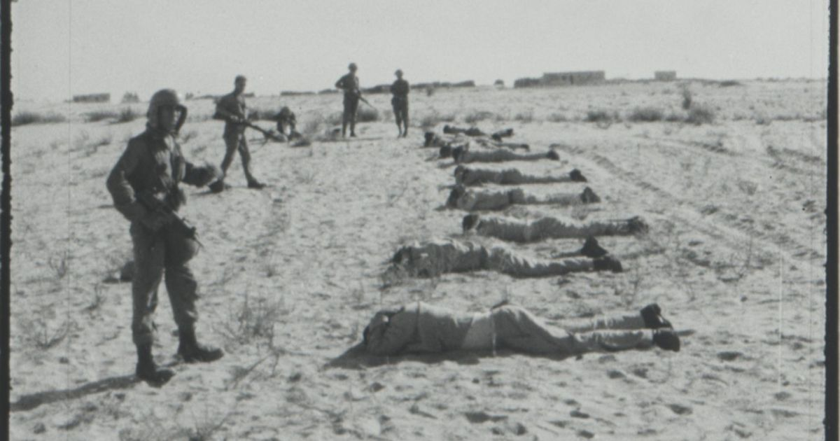 Controversial Do Entary On Six Day War Hits New York City