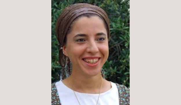 The victim of a January 2016 stabbing attack: Dafna Meir, 39, a mother of six from Otniel.