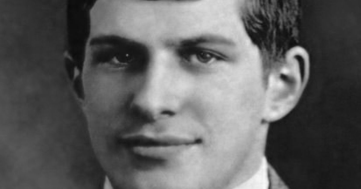 This Day in Jewish History 1944: 'Smartest Man in the World' Dies Very Young and Very Alone