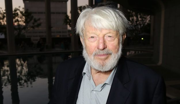 Theodore Bikel at the Center Theatre Group/Mark Taper Forum.