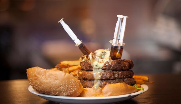Technology could soon make this delicious hamburger as kosher as your mother's latkes.