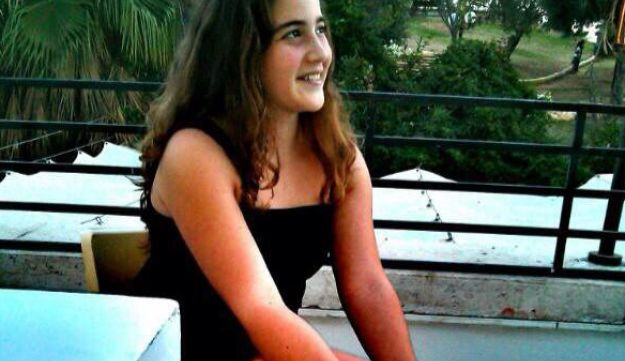Shira Banki, a teen who died a few days after being stabbed at the Jerusalem Gay Pride Parade.