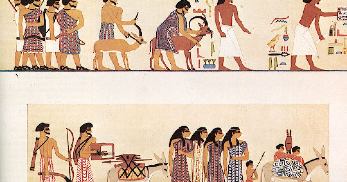 Were Hebrews Ever Slaves in Ancient Egypt? Yes