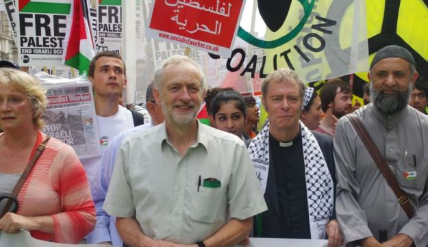 Image result for jeremy corbyn hamas