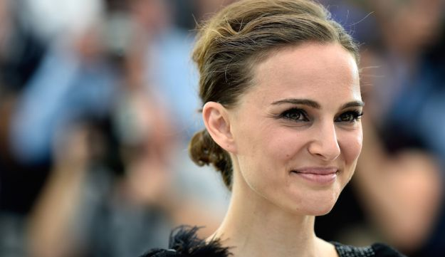 Natalie Portman at the 68th annual Cannes Film Festival, May 2015.