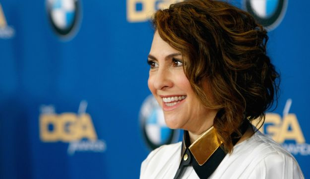 Jill Soloway attending the Directors Guild of America Awards in Century City, Calif., Feb. 7, 2015.