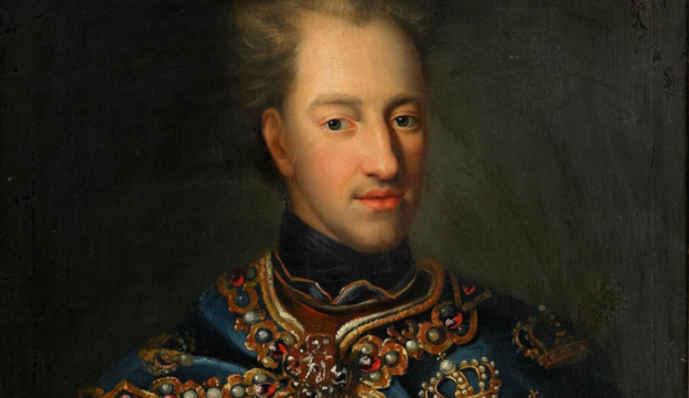 Charles XII (also called Carl XII)