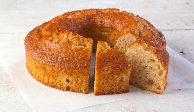 A classic honey cake for the New Year.