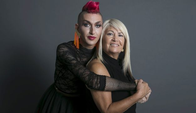 Nona Chalant, and her mother Coty Chokron