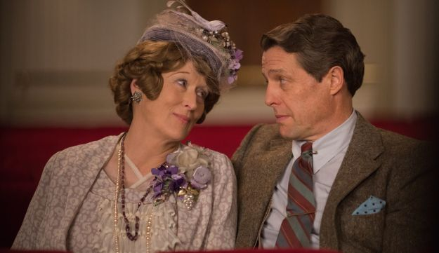Meryl Streep and Hugh Grant in 'Florence foster Jenkins.'