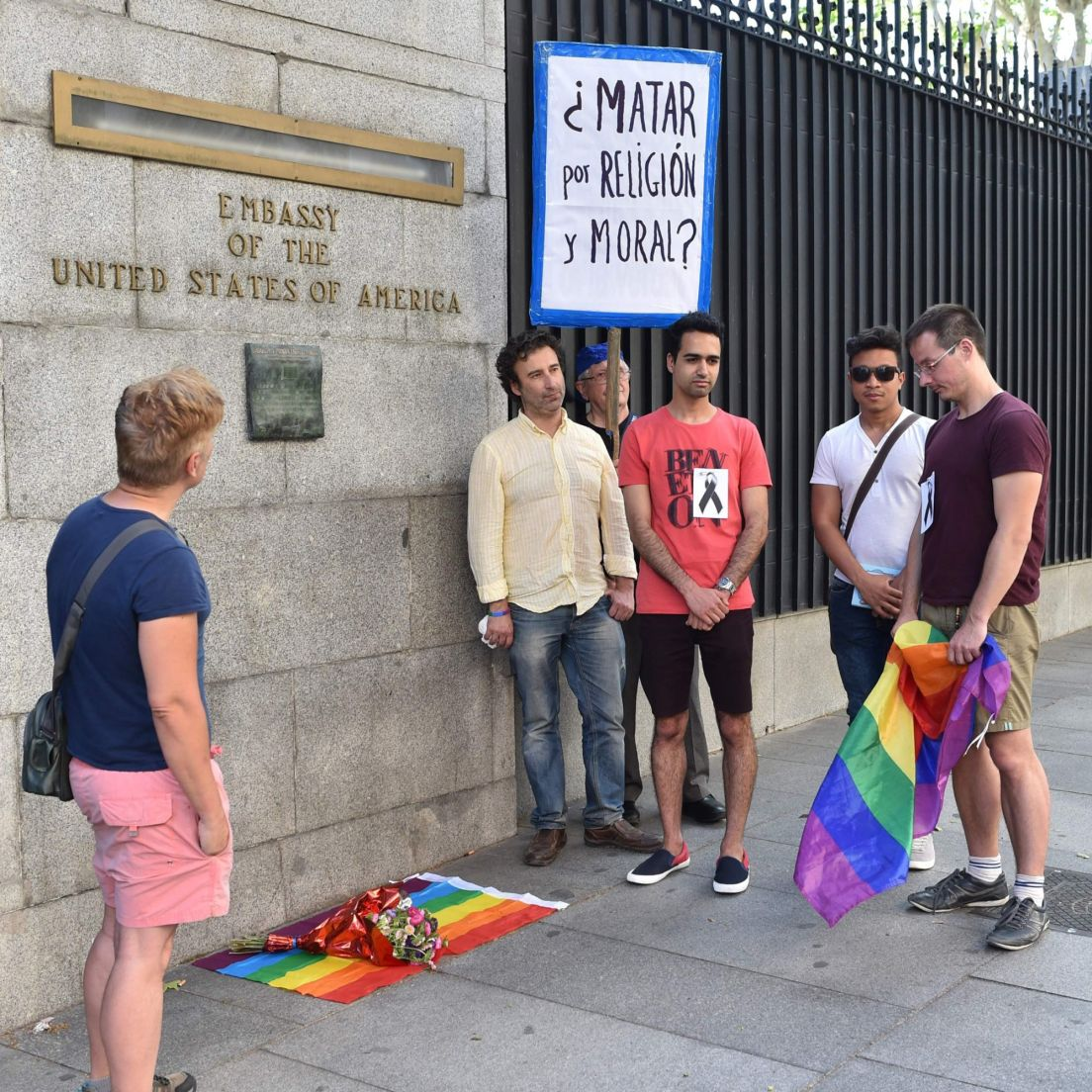 Tel Aviv Honors LGBT Holocaust Victims