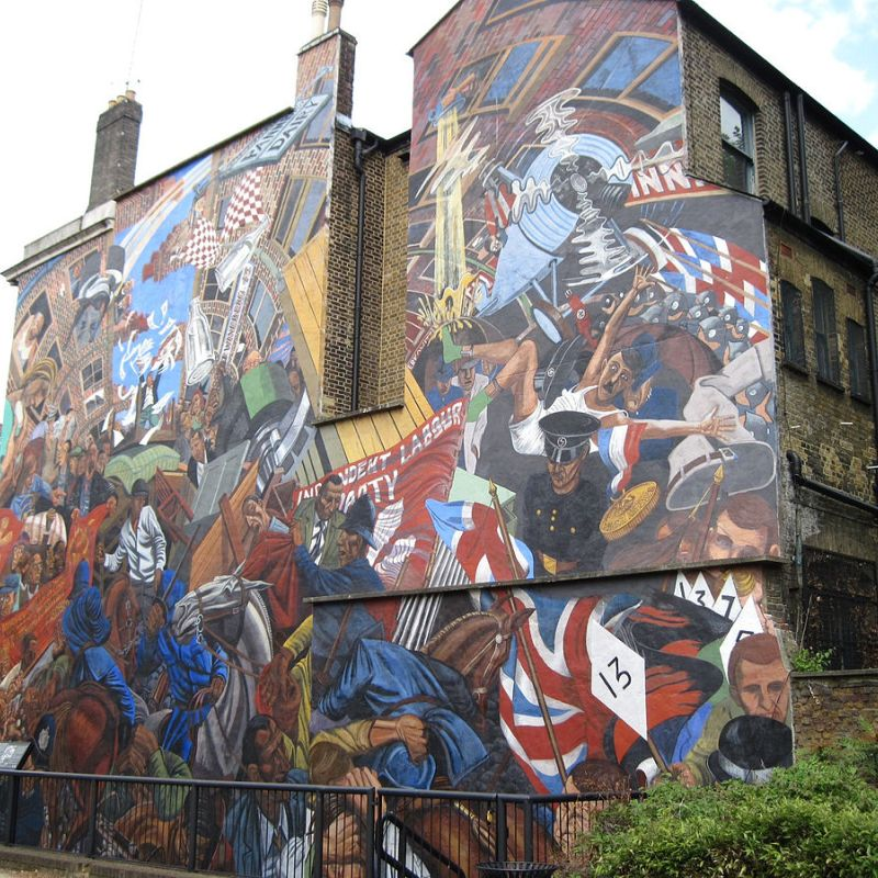 The Battle of Cable Street and other British Jewish myths