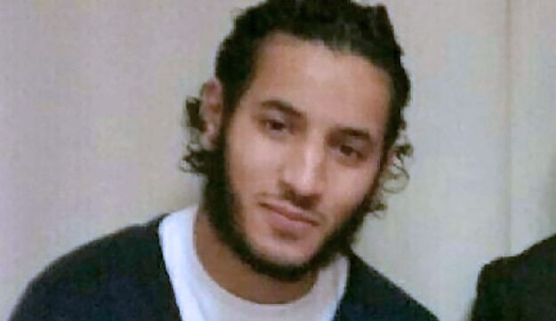 An undated photo taken from Facebook shows Larossi Abballa, 25, who stabbed two police officials in Magnanville, France, June 13, 2016.