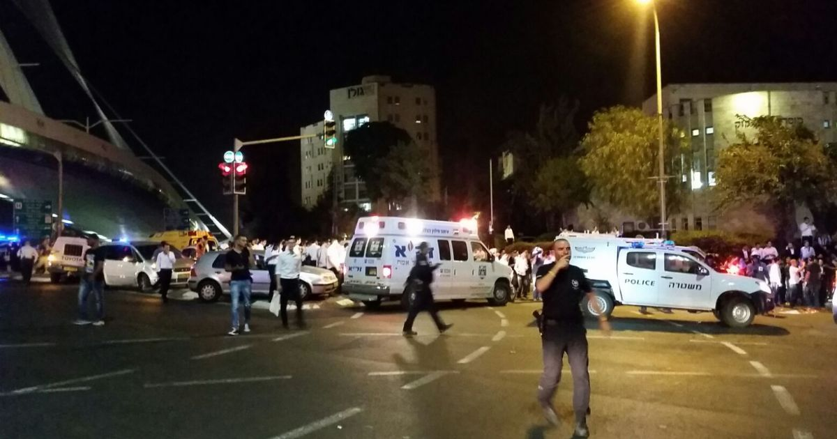 Live Updates Six Wounded In Three Jerusalem Stabbing Attacks