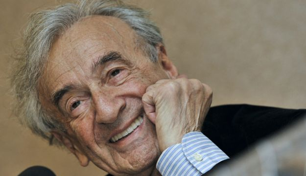 Elie Wiesel, pictured in 2009.