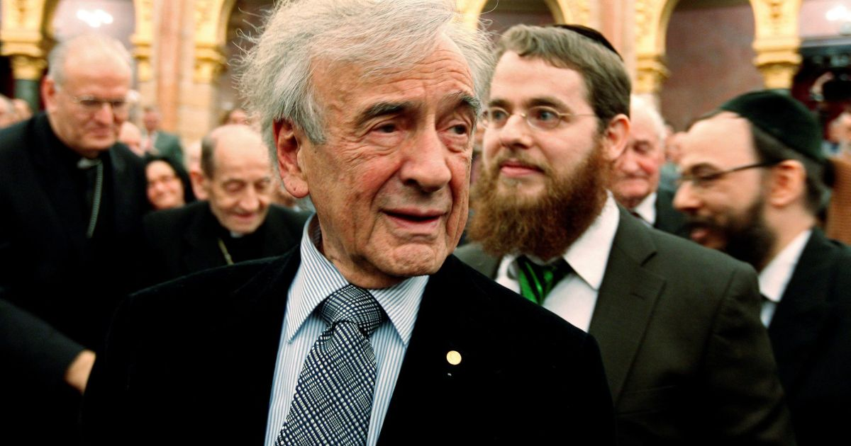 hatred or pity by elie wiesel essay I have to write an essay describing major lessons wiesel teaches  hatred toward the nazis  i observed elie wiesel on an episode of oprah and.