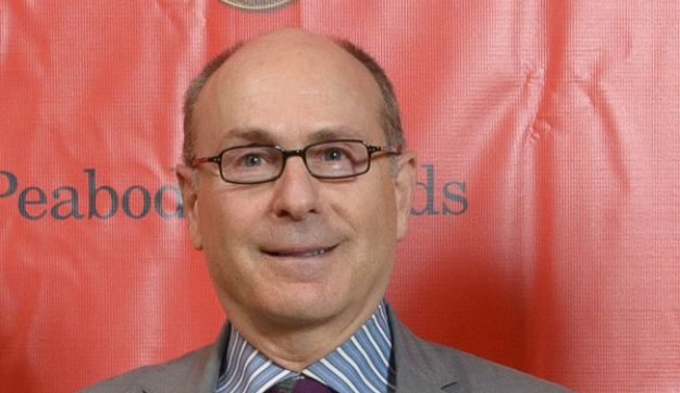 James Lapine at the 73rd Annual Peabody Awards for Six by Sondheim, May 19, 2014.