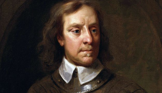 Oliver Cromwell, by Samuel Cooper (1656).