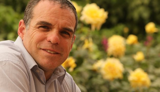 New Yesha chairman Oded Revivi