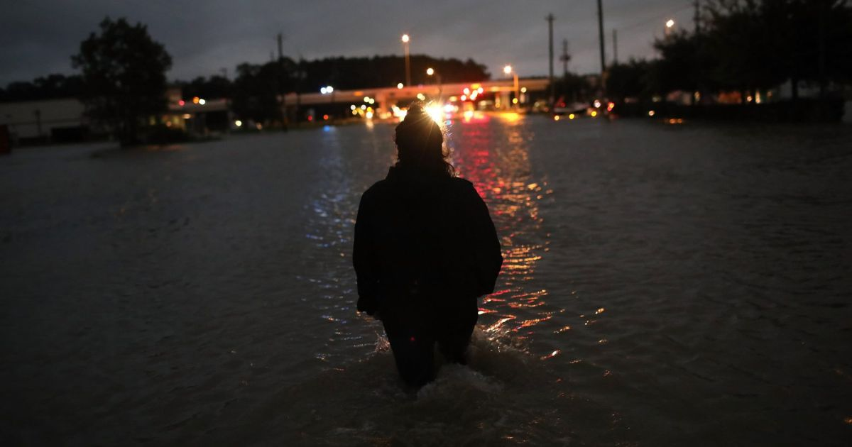 'Jews, Non-Jews, Muslims' Come Together To Help Houston
