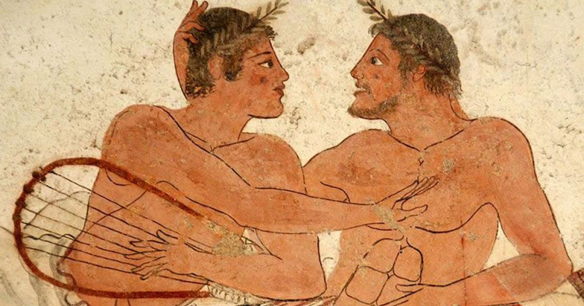 homosexuality in ancient greece and rome