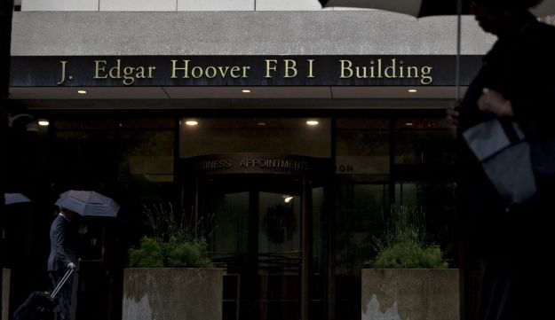 The Federal Bureau of Investigation headquarters in Washington, May 2017.