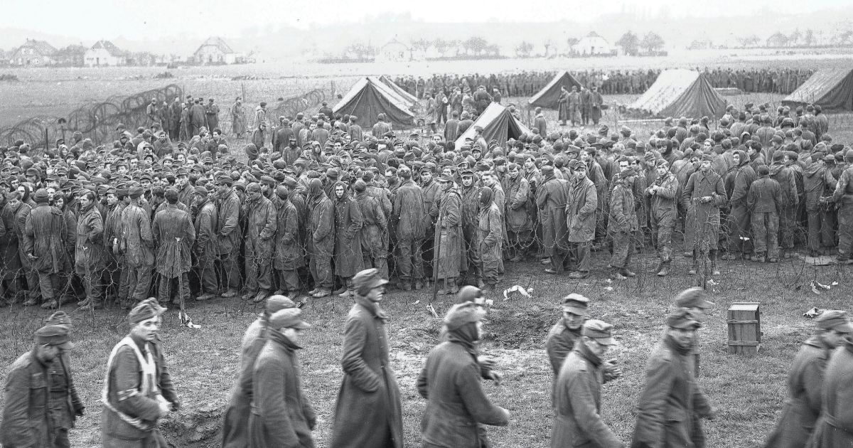 The untold horror of how Danes forced German POWs to clear mines