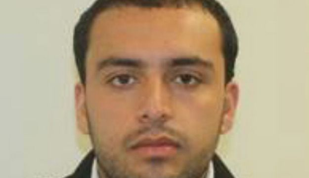 Ahmad Khan Rahami, wanted for questioning in connection with blasts in New York City and New Jersey, is seen in this image released by the New Jersey State Police, September 19, 2016.